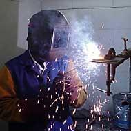 open welding